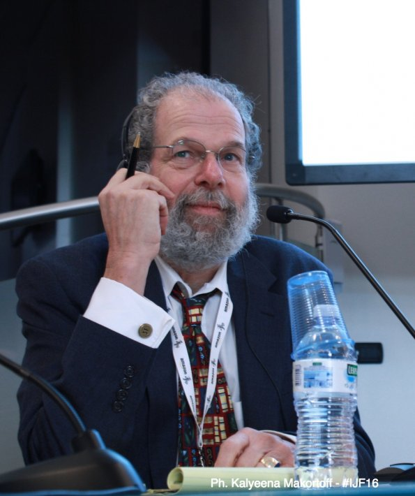 Image of Peter Laufer